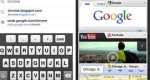 متصفح كروم Chrome للايفون والايباد
