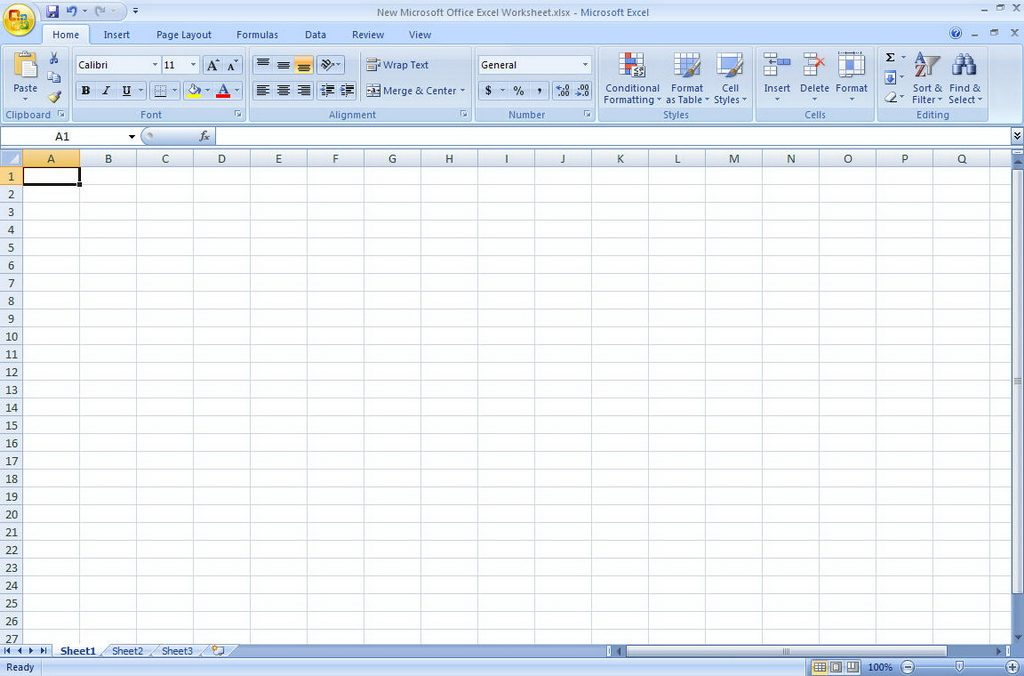 Microsoft Office 2007 Free Download - You can use Excel,Word, Access