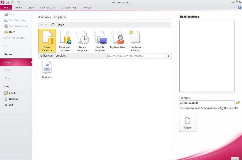 Microsoft Office 2010 Free Download - An improved version