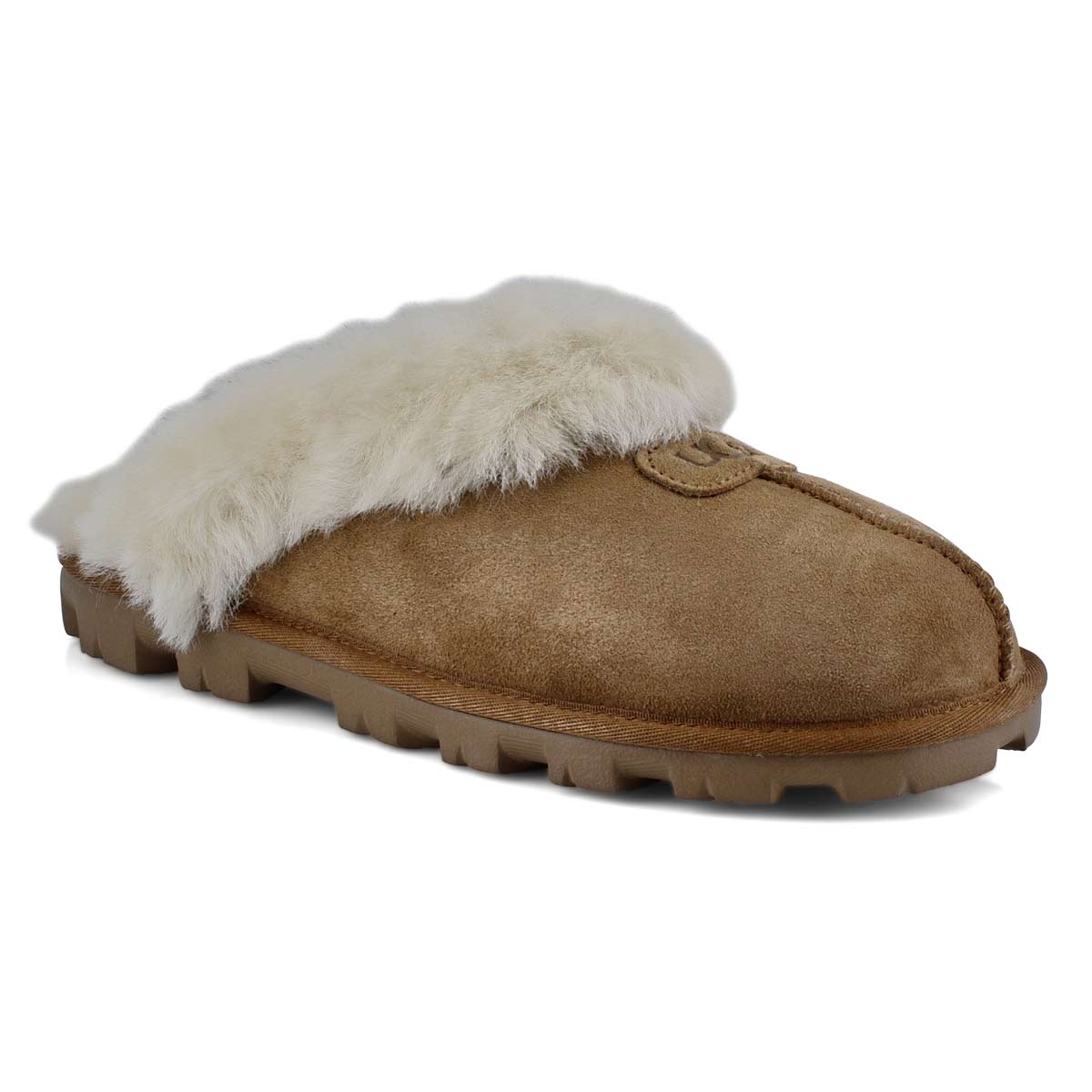 Slippers Australia Ugg Australia Women 39s Coquette Chestnut Sheepskin Slippers