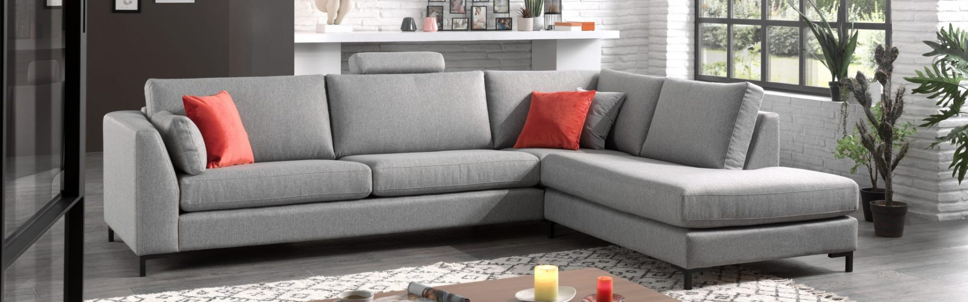Living Sofa Pris Scandinavian Style Upholstered Furniture