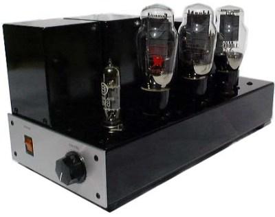 2A3 プッシュプル モノラルアンプの製作