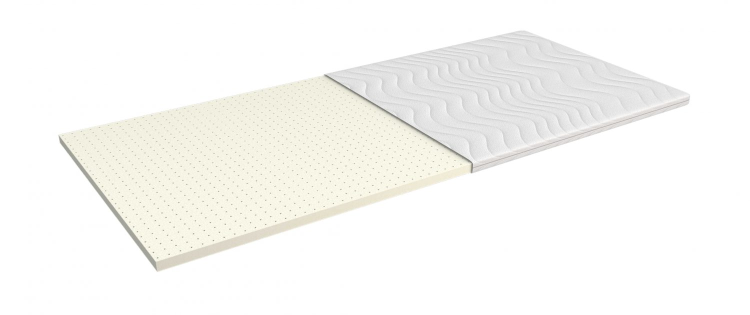 Latex Matratze 140x200 Matratzenauflagen Topper Softsleep Swissmade