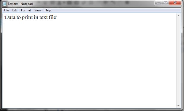 Write a java program to reverse a string