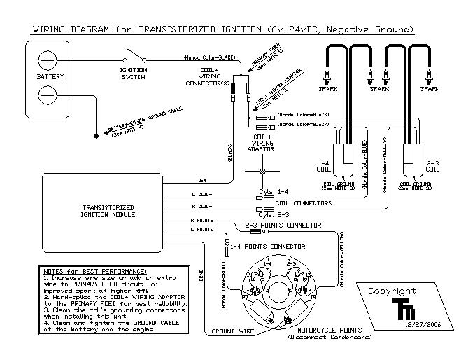 cb550 simplified wiring diagram