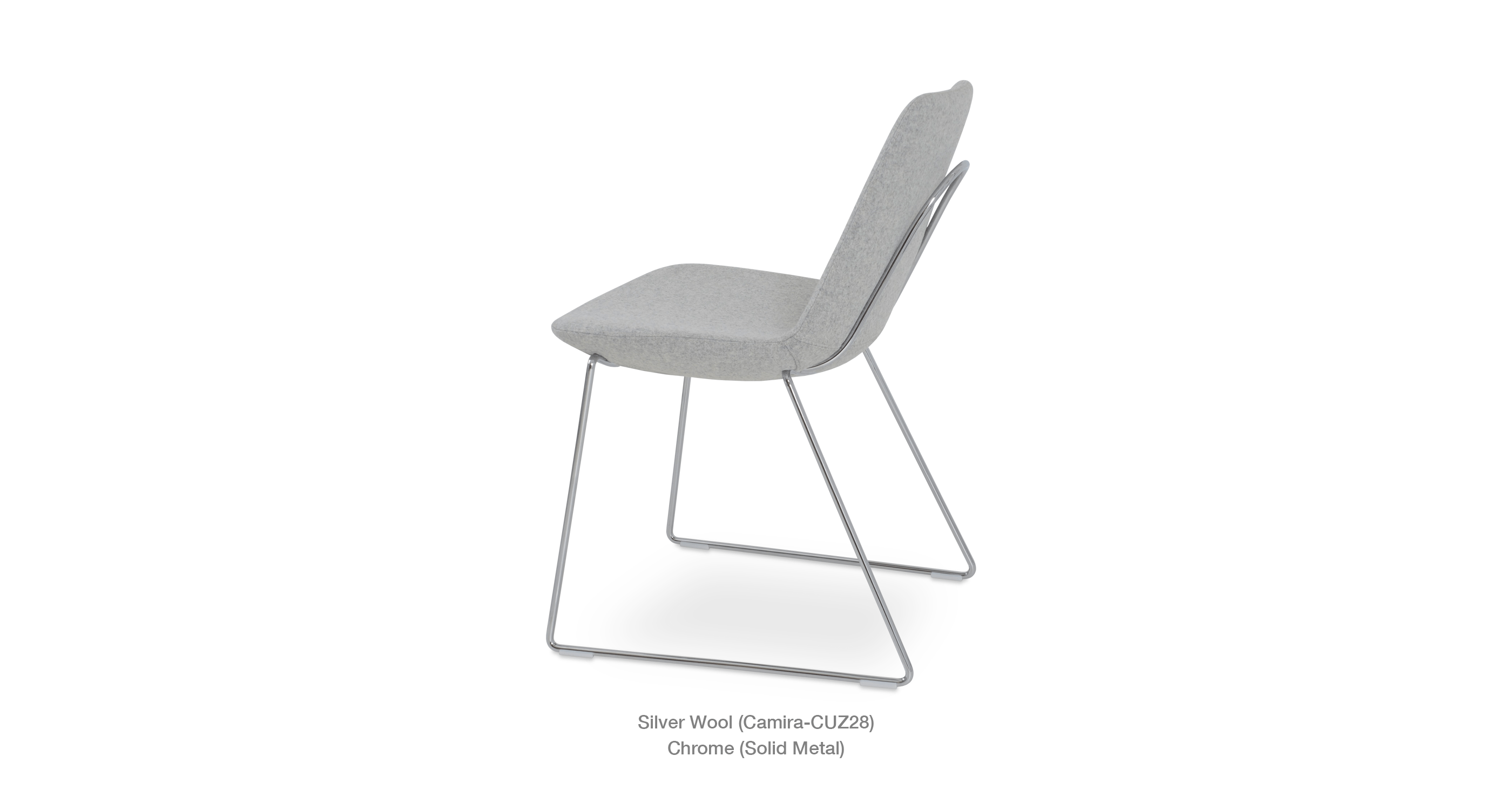 Dining Chairs With Handles On Back Eiffel Handle Back Modern Dining Chairs Sohoconcept