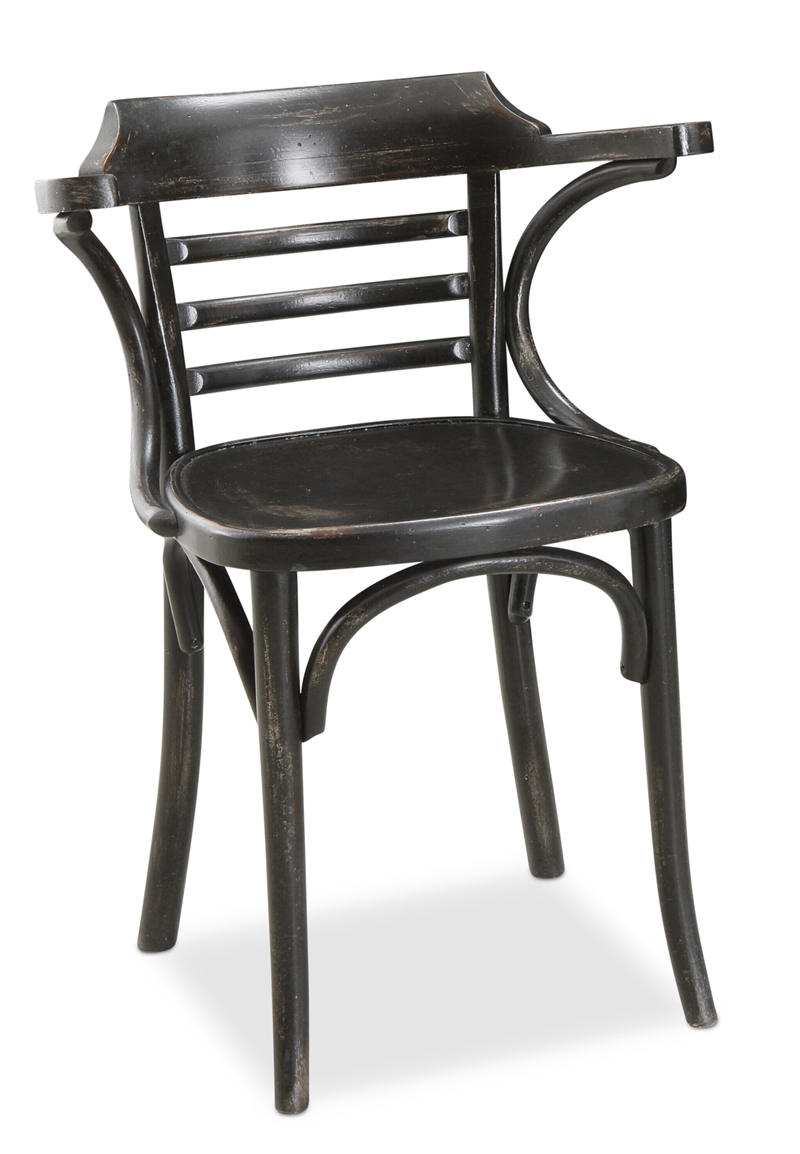 Thonet Michael Diningchair Armchair Leroy By Michael Thonet