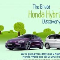 Fakta-fakta Yang Perlu Diketahui Tentang Honda Hybrid