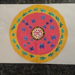 Jasil Mandala Painting aku