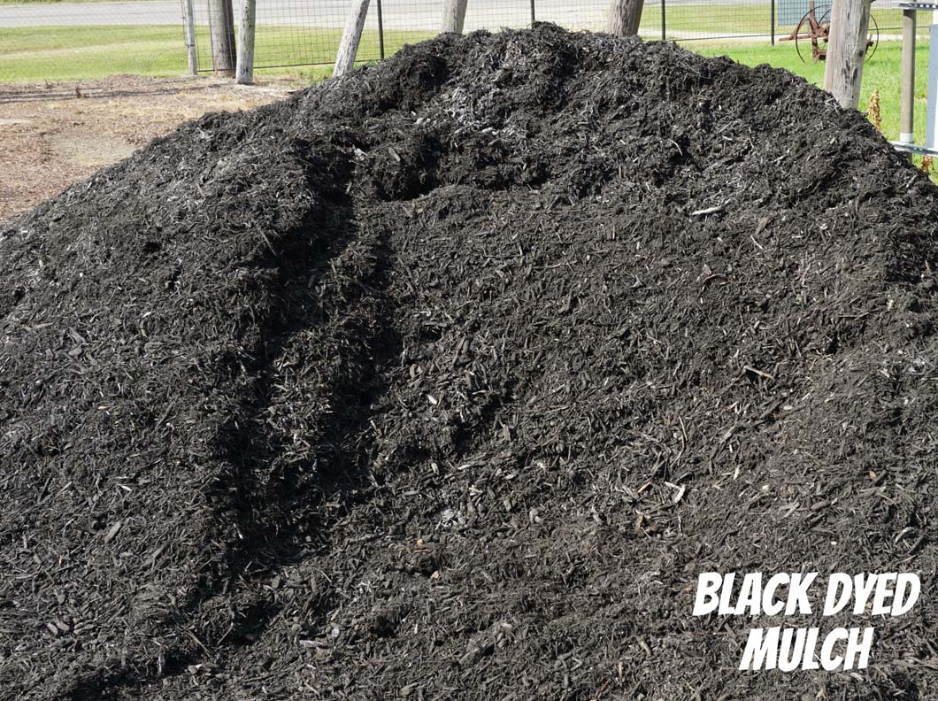 Black Bark Mulch Custom Soil Mixes Mulch Castroville San Antonio Tx