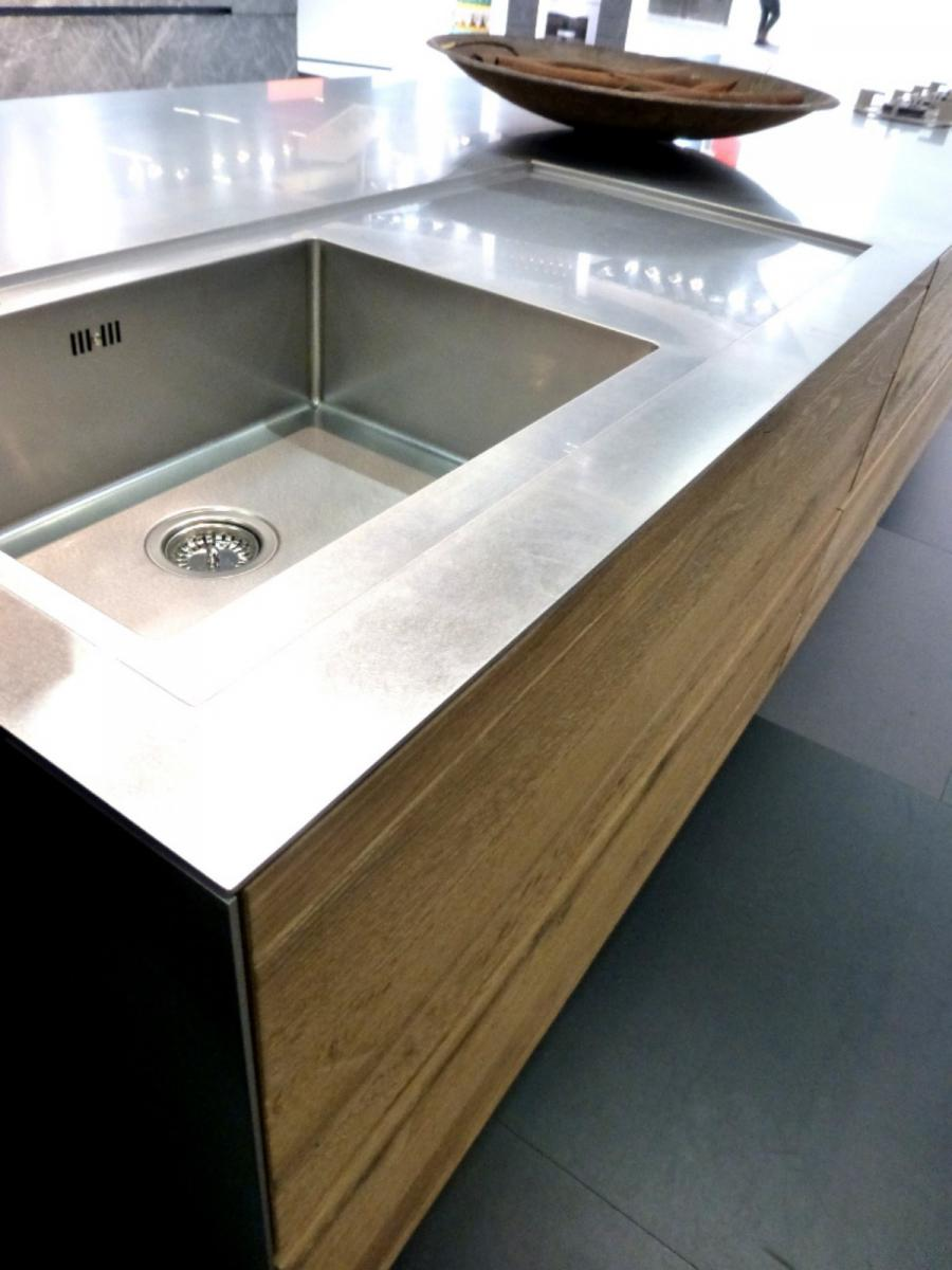 Hottes Aspirantes Plans De Travail Inox 4 Mm Massif - So Inox
