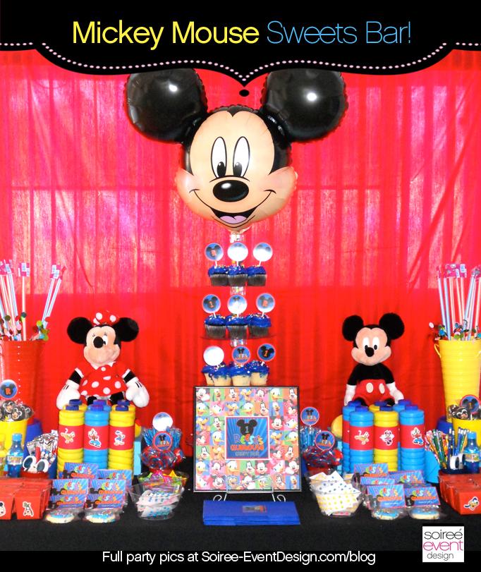 Mickey Mouse Boy Birthday Party Ideas boy birthday themes 5 mickey - mickey mouse boy birthday party ideas