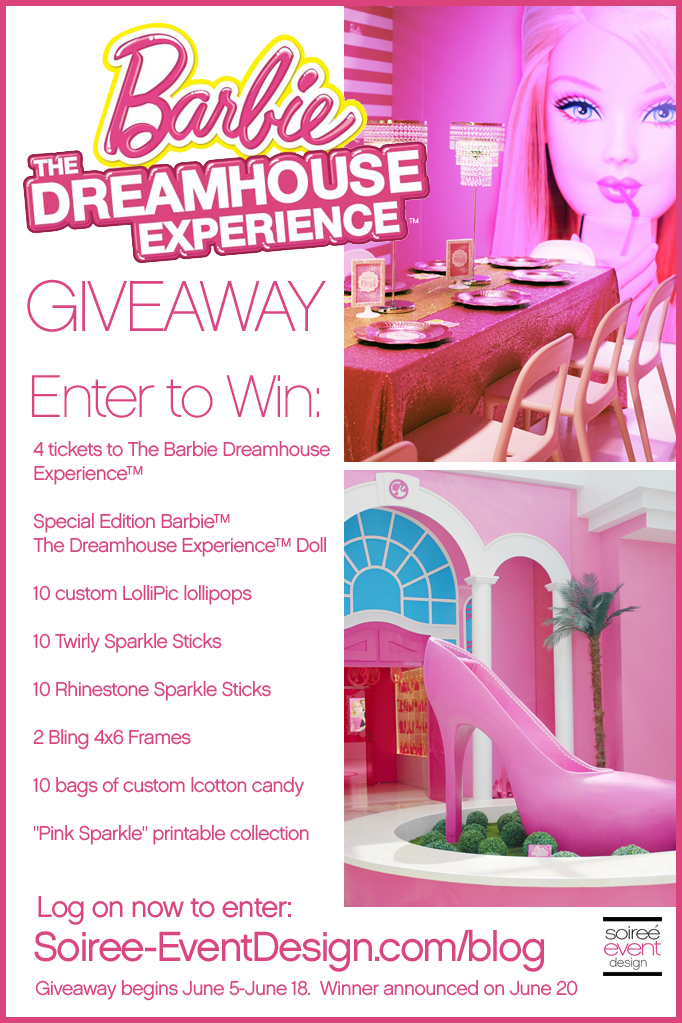The Barbie Dreamhouse Experience™ Tour - Soiree Event Design
