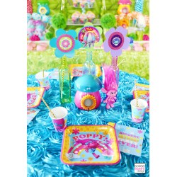 Small Crop Of Trolls Birthday Party Ideas
