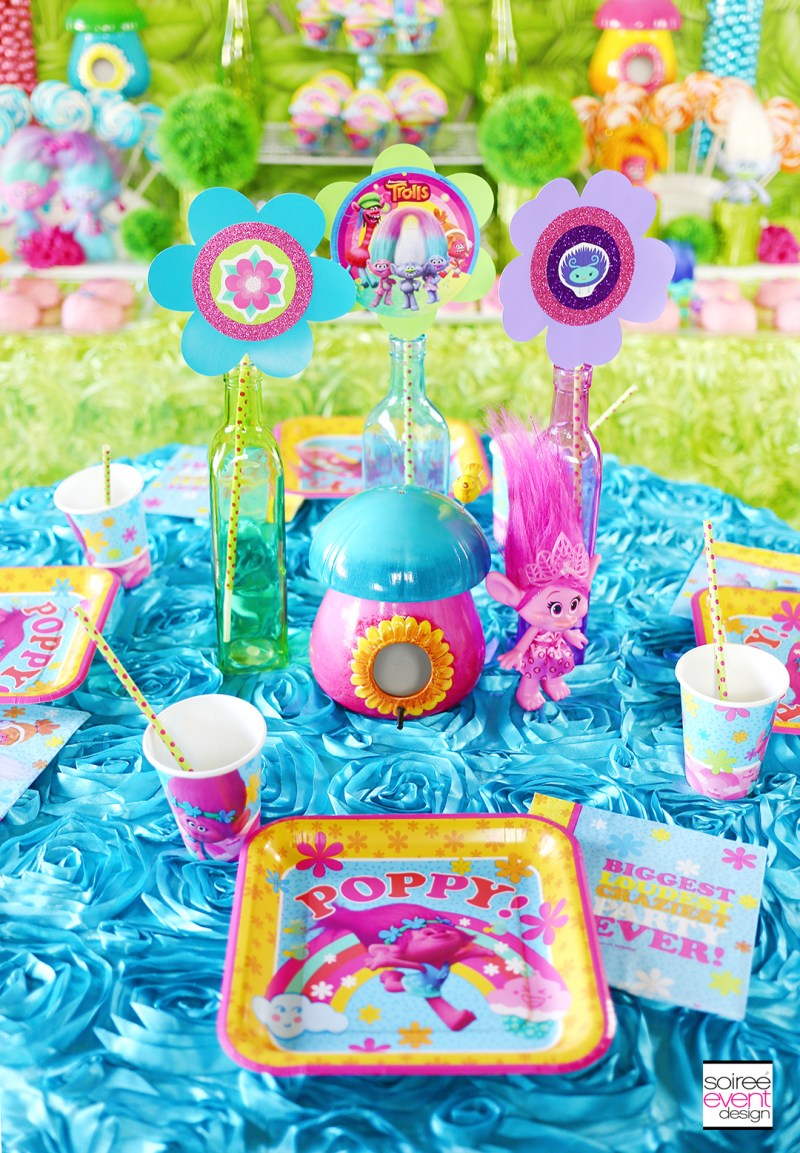 Large Of Trolls Birthday Party Ideas