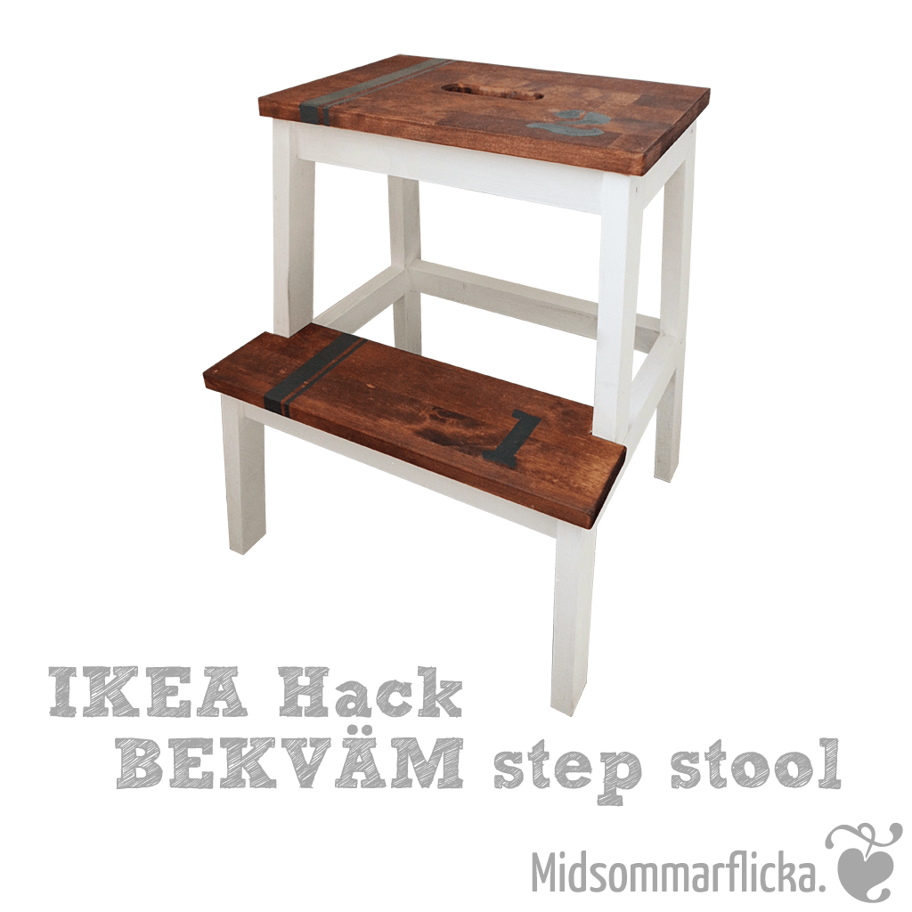 Ikea Lack Farbe Pimp My Bekväm Ikea Hack It Was Weekend