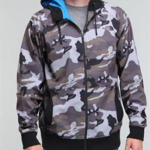 The North Face Halftrack Camo Hoodie