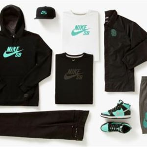 Nike SB x Diamond Dunk High Collection