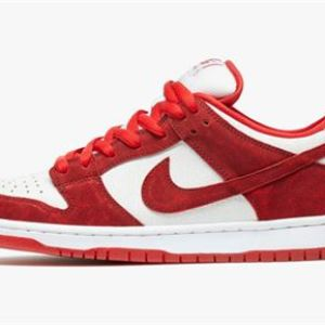 "Nike SB Dunk Low Pro ""Valentine's Day"""