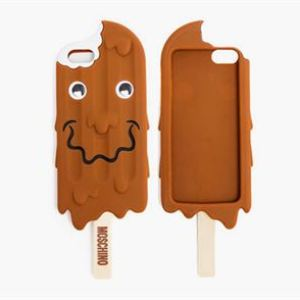 Moschino Melted Ice Cream iPhone Case