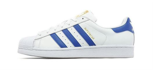 adidas Superstar Foundation Juniors B23641 White Shell Shoes Kids