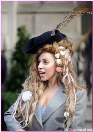 Lady Gaga's Hat