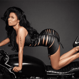 Wild as Nicki in bed? We hope so!