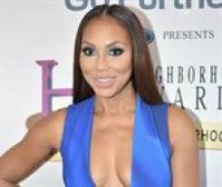 "Tamar Braxton is leaving ""the real""."