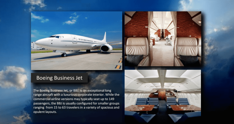 Boing-Business-Jet
