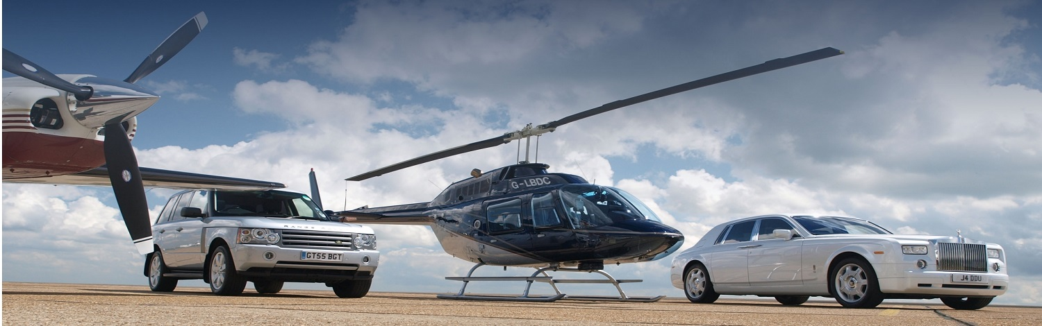 private helicopter charters