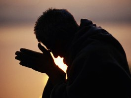 Молитва: исповедание грехов