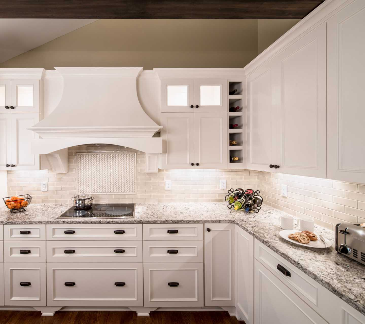 Kitchen Backsplash Ideas With White Cabinets Cambria Bellingham White Cabinets Backsplash Ideas