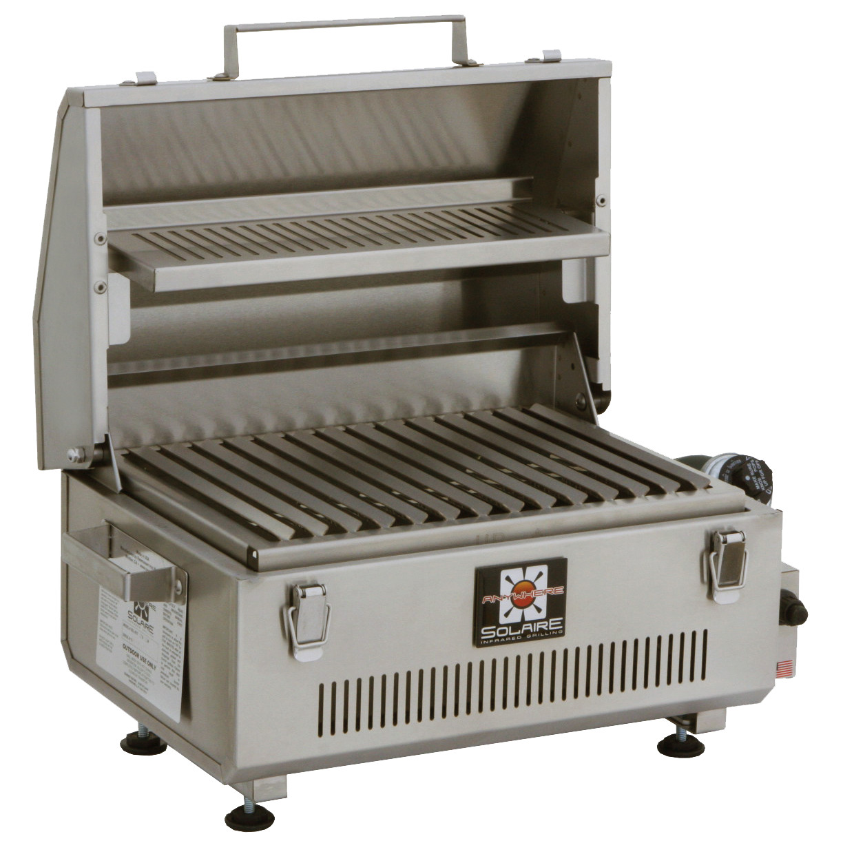 Portable Infrared Grill Solaire Portable Gas Grill