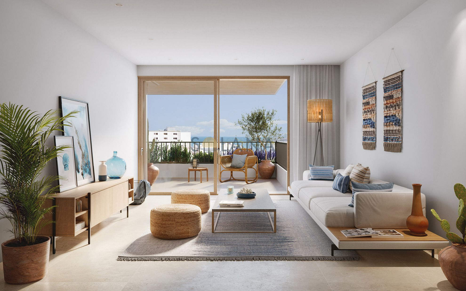 Residential Project In Santa Eulalia Ibiza