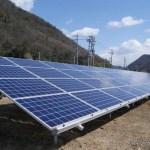 太陽光発電所に簡易フェンス設置へ