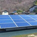 「風の谷」の太陽光発電所(1)