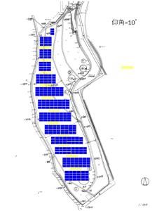 太陽光発電所3号基(広島、失敗例その2)
