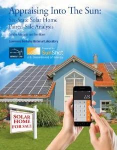 太陽光発電システム付き住宅の市場価値鑑定調査レポート