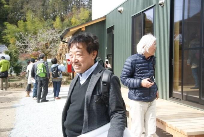 田中優さんのオフグリッドミニマムハウス完成見学会