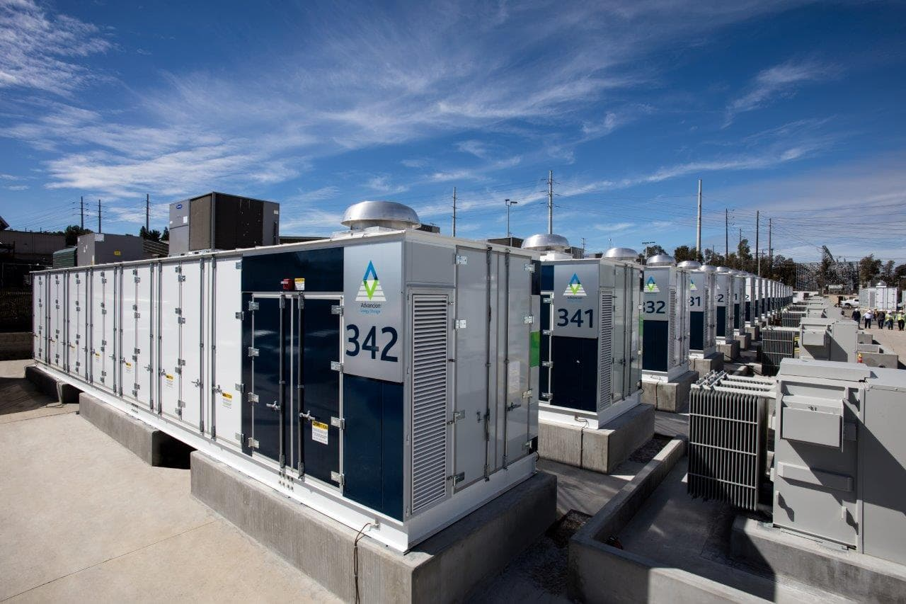 Sdge Completes World39s Biggest Li Ion Battery Storage