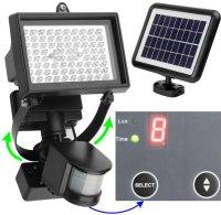 Solar Strahler mit Bewegungsmelder   > Hier die Top 5 ...