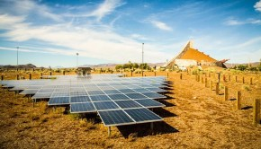 Black Rock Solar, Lower Income Solar Energy Pilot Program In Nevada, & Open Energy