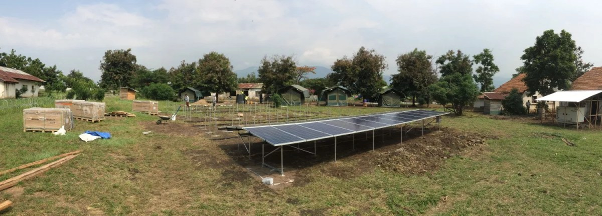 SolarCity Helps To Bring Solar Power To Virunga National Park