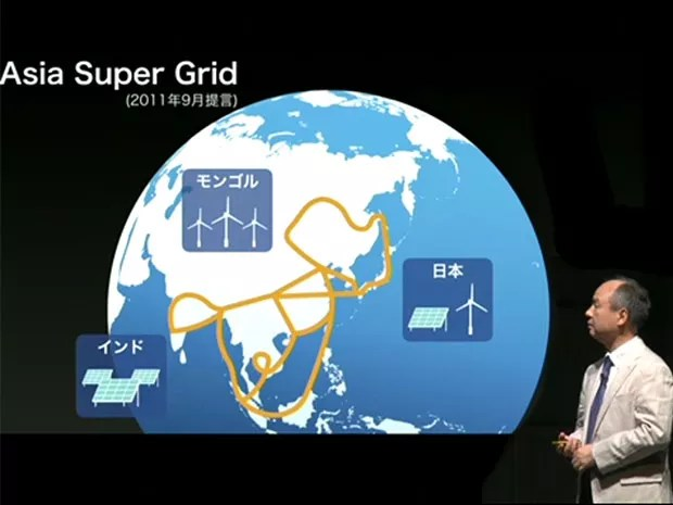 China, Japan, Russia, And South Korea Plan Super Grid For Renewable Energy