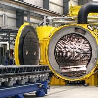Vacuum Heat Treating Furnaces - Solar Manufacturing