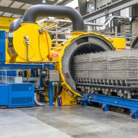 Vacuum Heat Treating Furnaces - Solar Manufacturing
