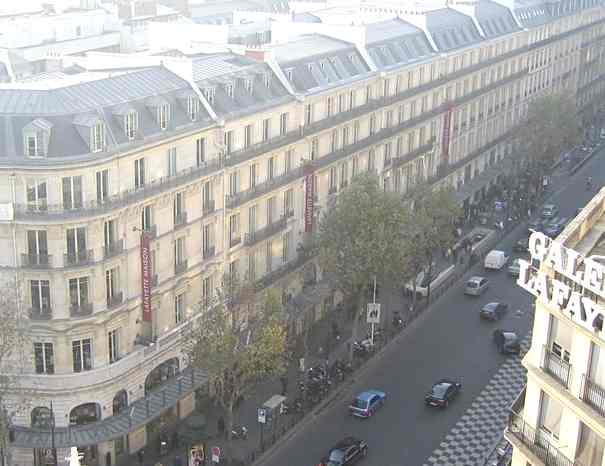 Colocation Flat Sharing Starting Life In France - Architecture Haussmannienne