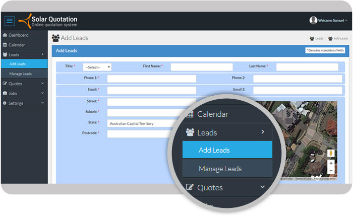 Solar leads management software - Complete Solar CRM - Solar