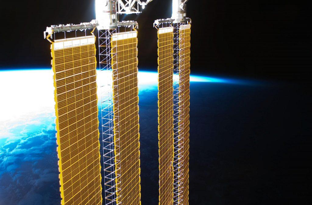 Solar in Space Powering the International Space Station Solar Tribune