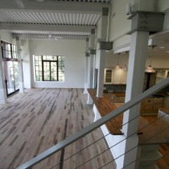Deluxe Riverfront Lofts—-FULL UP-FIT
